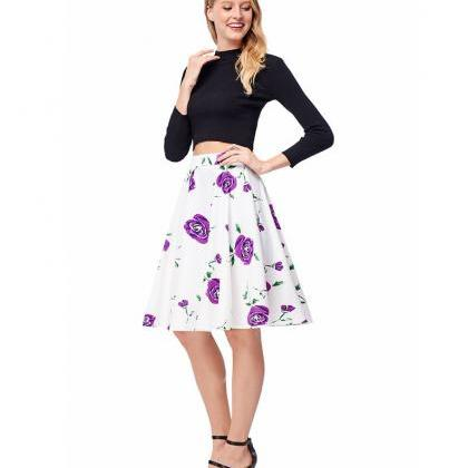 Hot Sale A Line Women Skirts A Line..