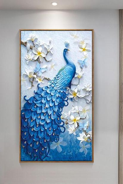 2018 New Arrival Embroidery Animal Diamond Painting ,Painting,Diamond Embroidery,Animal,Peacock,Full,Rhinestone,5D,Cross Stitch,Diamond Mosaic,Home Decor