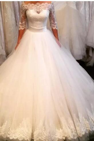 New Sexy Off Shoulder Vintage 2018 Wedding Dresses Plus Size Dress Wedding Style 2015 Ball Gown Plus Size Wedding Gowns Lace Wedding Dress,Pricee Wedding Gowns