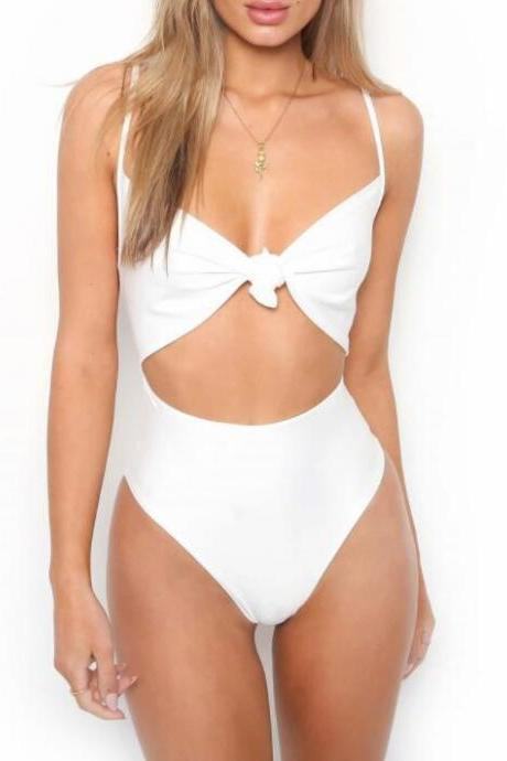 Sexy White Beach Bikini Women Swimsuits Sexy Swimwear ,Fashion One Pieces Bikini